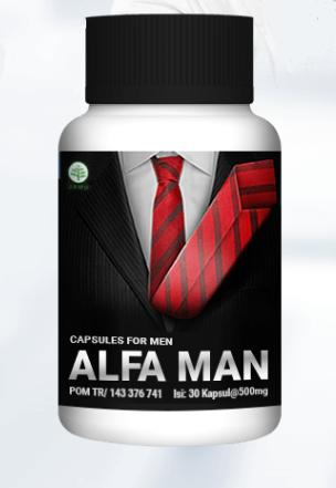 Alfa Man - harga - Indonesia - asli - beli dimana - testimoni - manfaat