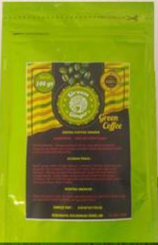 Exitox Green Coffee - harga - beli dimana - jual - harganya berapa