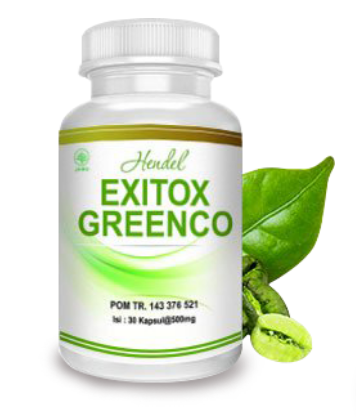 Exitox Greenco - harga - Indonesia - asli - beli dimana - testimoni - manfaat