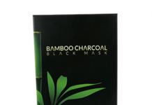 Bamboo Black Mask - asli - adalah - apa itu - manfaat - fungsi