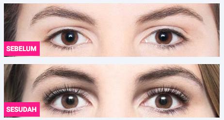 Nuviante Eyelash - asli - adalah - apa itu - manfaat - fungsi