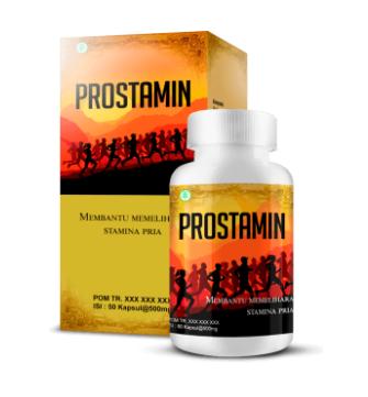 Prostamin - apa itu - fungsi - harganya berapa? - testimoni - efek samping - harga