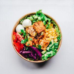 Lý tưởng cho món salad giảm cân