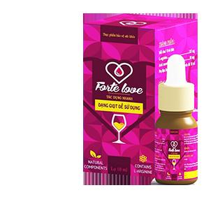 Forte Love - có tác dụng gì? Đánh giá