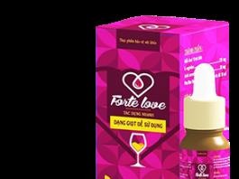 Forte Love - mua ở đâu? Có tốt không? Giá bao nhiêu? 2019 - chính hãng