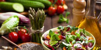 Không phục vụ ăn chay để giảm cân?