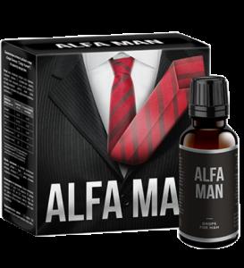 Alfa Man - có tác dụng gì? Đánh giá
