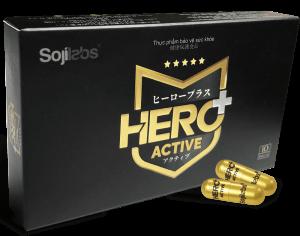 Hero+Active - có tác dụng gì? Đánh giá