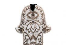 Amulet Khamsa - harga - testimoni - asli - beli dimana - manfaat - Indonesia
