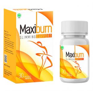 Maxiburn - asli - beli dimana - testimoni - manfaat - harga - Indonesia
