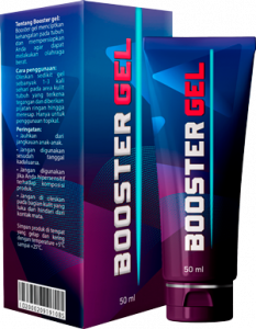 Booster Gel - asli - beli dimana - testimoni - harga - Indonesia - manfaat